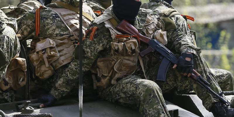 Бойовики поранили трьох українських бійців