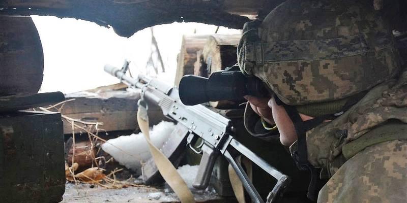 ООС: Бойовики били з мінометів, ПТРК і гранатометів, 3 поранених