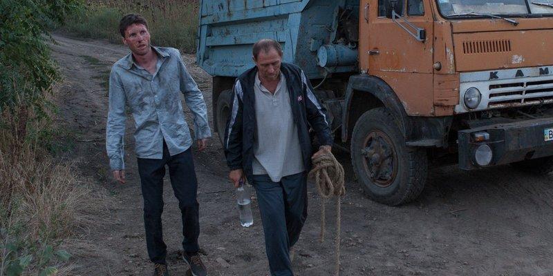Представлено трейлер українсько-німецького фільму «Вулкан» про перекладача ОБСЄ в Криму (відео)