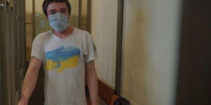 У справі Гриба розпочалися дебати, українцю викликали швидку