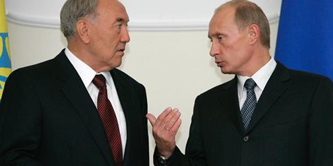 Перед відставкою Назарбаєв мав розмову з Путіним
