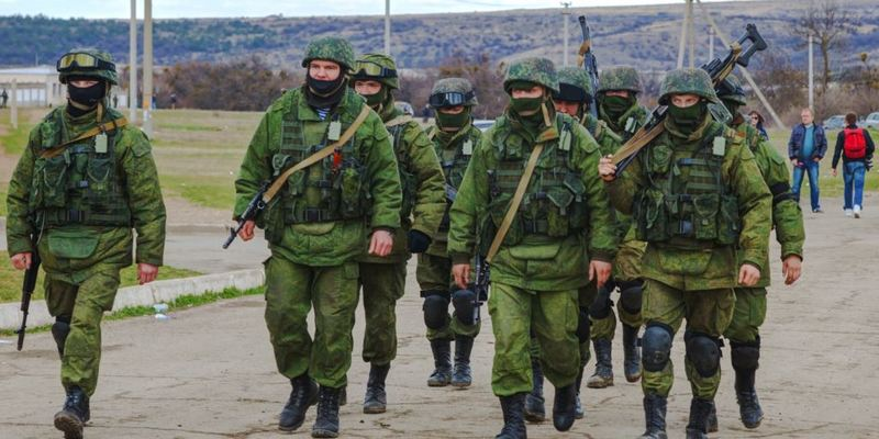 В операції із захоплення Криму брали участь 10 500 російських військовиків