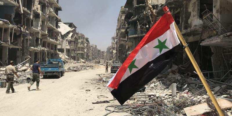 У Сирії підірвався автомобіль з американськими журналістами