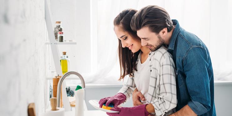 Вчені виявили взаємозв'язок між сексом і прибиранням