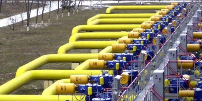 Україна пропонує Угорщині свої сховища газу для наступної зими