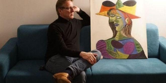 Детектив знайшов втрачену 20 років тому картину Пікассо