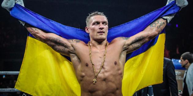 Усик відмовився від чемпіонського титулу WBA та бою з росіянином Лебедєвим