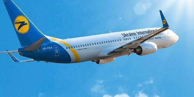 На борту українських авіакомпаній з'явиться інтернет