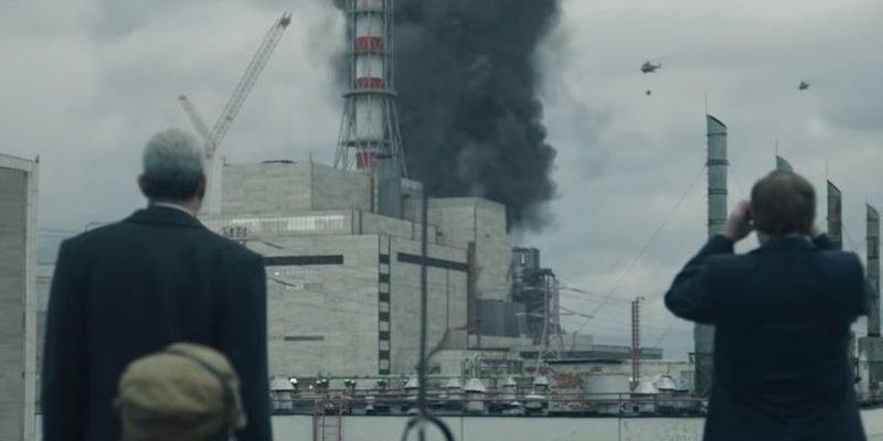 HBO показав наслідки катастрофи в трейлері серіалу «Чорнобиль» (відео)