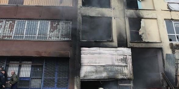 Внаслідок пожежі в Анкарі загинули п'ять іноземців