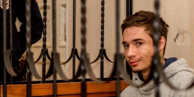 Незаконно засуджений у РФ українець Павло Гриб припинив голодування - РосЗМІ