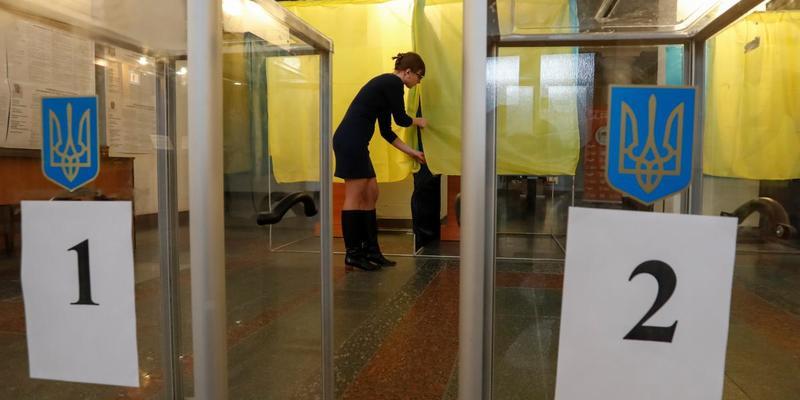 В Україні стартували чергові президентські вибори