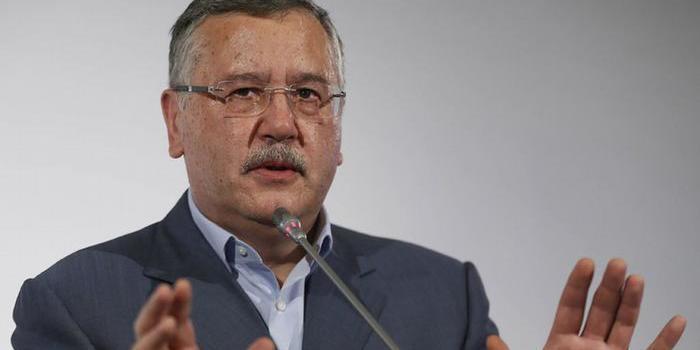 Гриценко: Ми рухаємося вперед. Наша команда піде на парламентські вибори