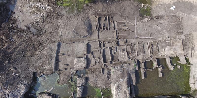 У Києві археологи знайшли вулицю XVII–XVIII століть