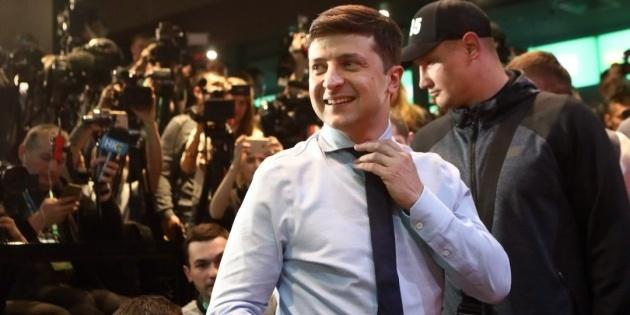 Зеленський дебатуватиме з Порошенком, якщо йому дозволить робочий графік