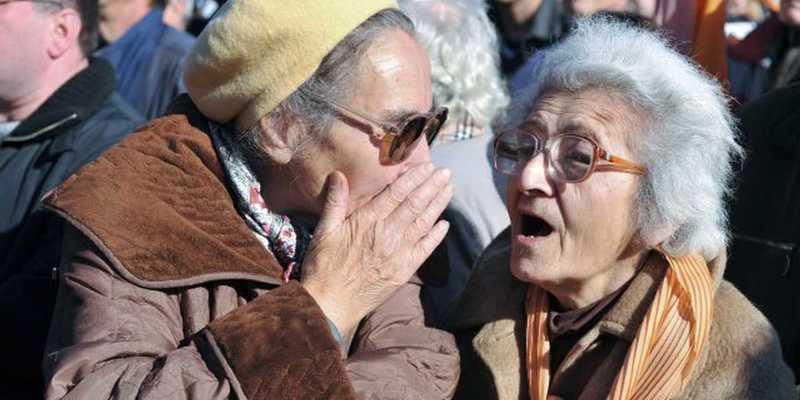 В Україні суттєво скоротилася кількість пенсіонерів