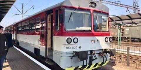 Потяг Кошице-Мукачево виконав перший тестовий рейс