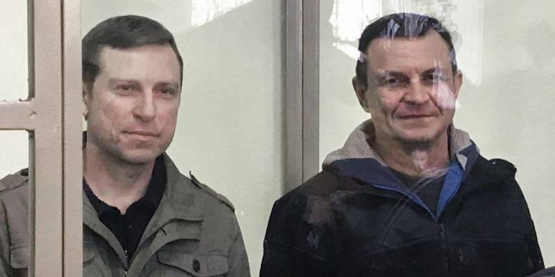 У Криму двох фігурантів справи «українських диверсантів» засудили до 14 років колонії