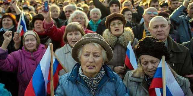 Кожен п'ятий росіянин хоче емігрувати