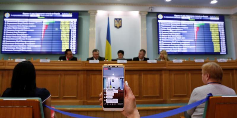 Завтра ЦВК планує офіційно оголосити результати першого туру виборів президента
