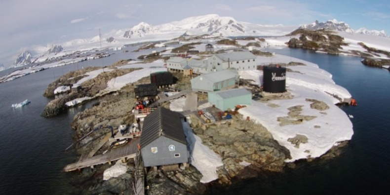 На модернізацію української станції в Антарктиді витрачено 35 млн грн