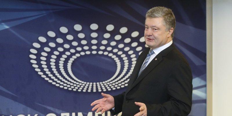 Порошенко заявив, що готовий пройти тест у WADA перед другим туром виборів