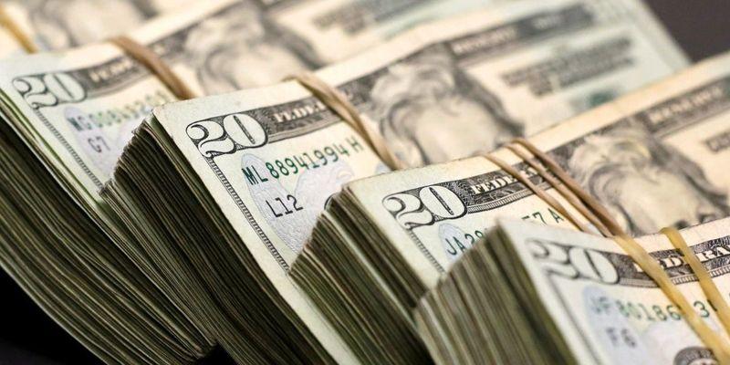 В Україну перераховано рекордну суму грошей