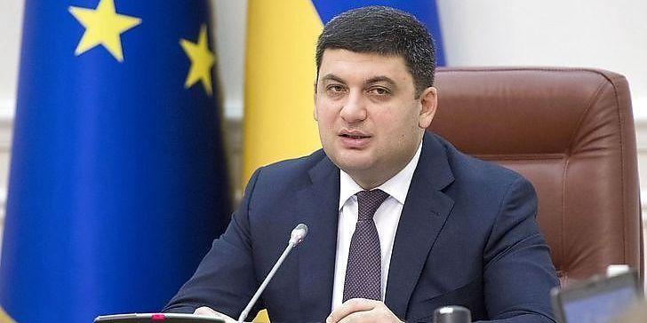 Гройсман повідомив, коли Кабмін візьметься за звільнення голови Одеської ОДА
