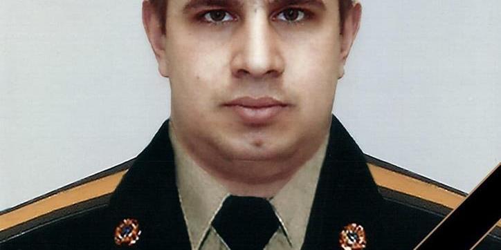 Він віддав життя за нас: в мережі показали фотографію загиблого на Донбасі сапера (фото)