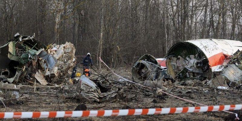У Польщі заявили, що причина смоленської катастрофи - вибух
