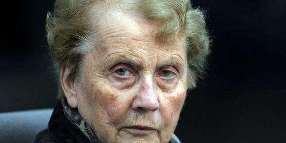 Померла мати Ангели Меркель