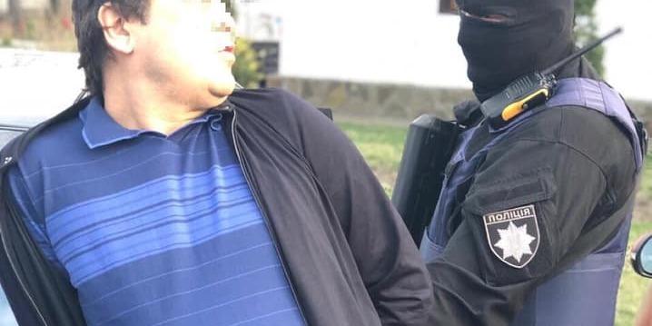 На Київщині затримали російського «злодія в законі», який купив українське громадянство