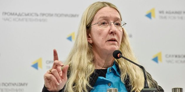 На Супрун знову подали в суд з вимогою звільнити її з посади в. о. міністра