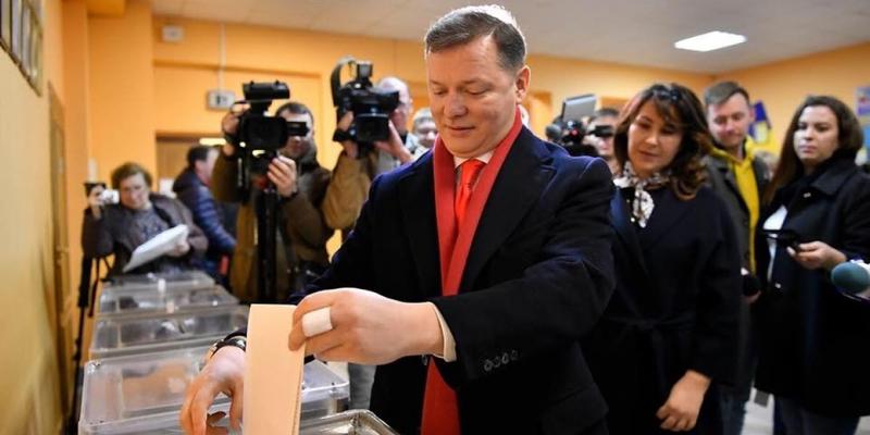Ляшку виписали адмінпротокол за порушення під час виборів
