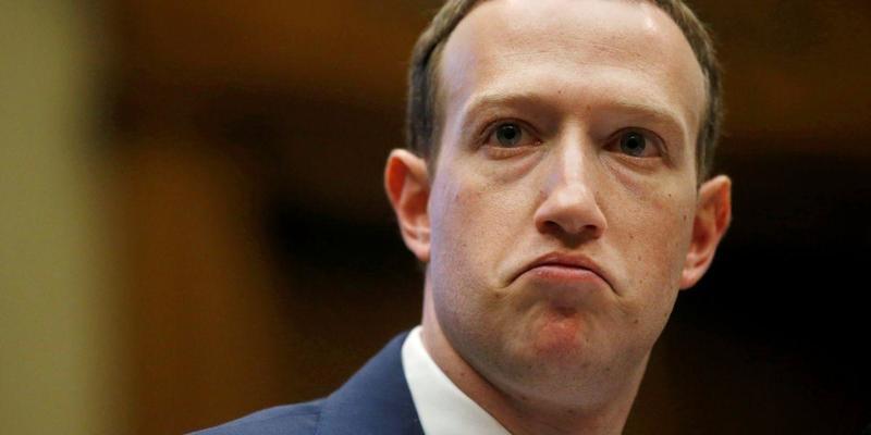 Стало відомо, скільки Facebook витратив на охорону Цукерберга в 2018 році