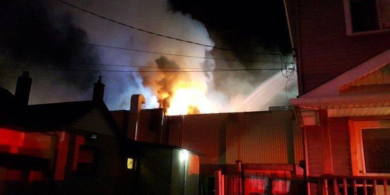 У Канаді згорів Український культурний центр