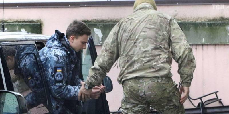 В РФ продовжили терміни слідства у справі українських військовополонених моряків