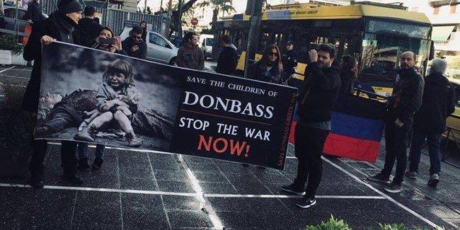 Прихильники «русского мира» погрожували спалити кінотеатр в Афінах через показ фільму про Василя Сліпака