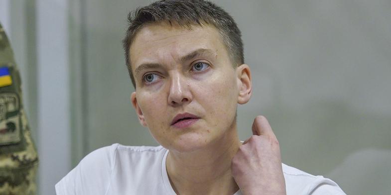Савченко і Рубана випустили з-під варти у залі суду