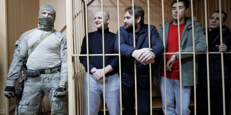 Судилище над українськими моряками у Москві намагаються зробити закритим