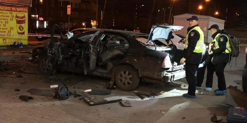 Підрив автомобіля розвідника у Києві: підозрюваний російський військовий вижив і заарештований