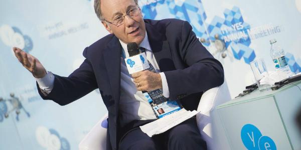 Україні найкраще слугуватиме той кандидат, що погодиться на зменшення своїх повноважень, - Роджер Майєрсон