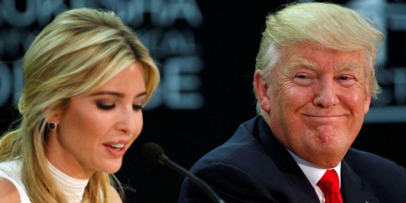 Іванка Трамп відмовилася від пропозиції батька очолити Світовий банк
