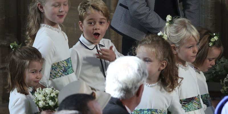 Стало відомо прізвисько принца Джорджа у школі