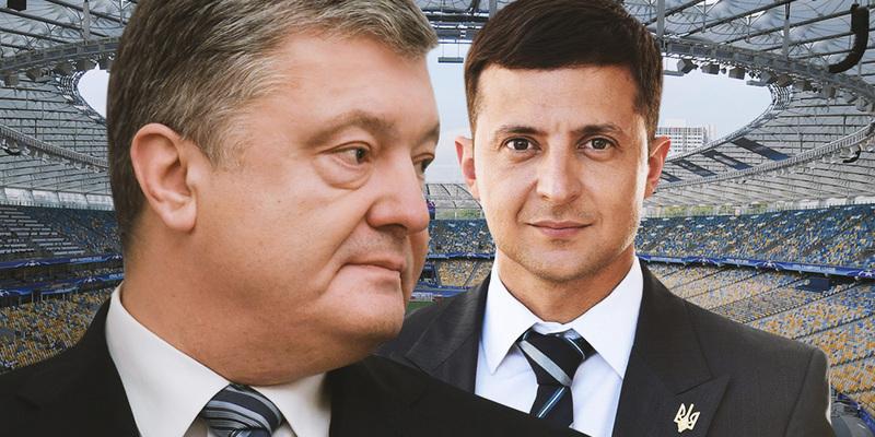 Дебати на «Олімпійському» транслюватимуть понад 20 закордонних каналів