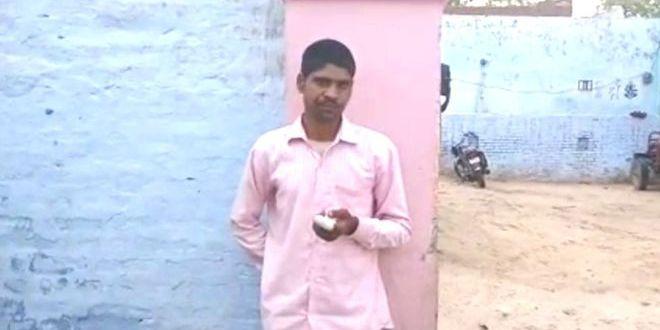 В Індії чоловік відрубав собі палець після голосування за «неправильну» партію