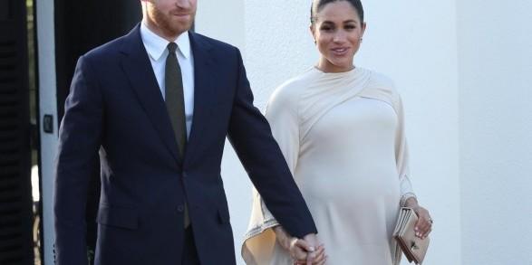 Принц Гаррі і Меган Маркл можуть переїхати в Африку незабаром після народження первістка - ЗМІ