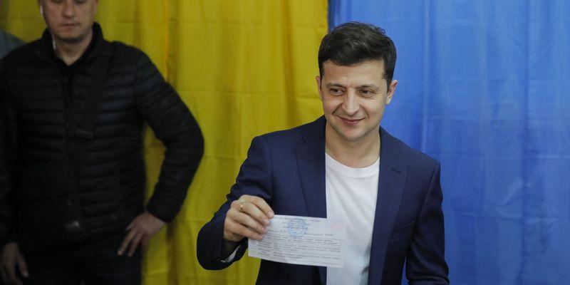 Зеленський проголосував із порушенням закону