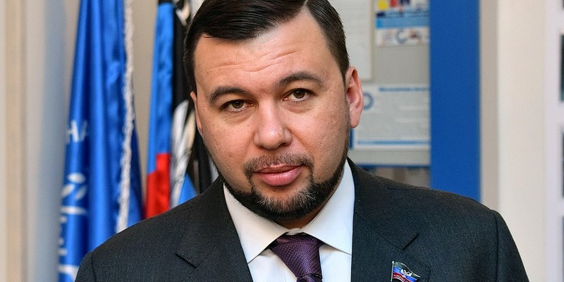 Пушилін заявив, що подасть позов до суду на Україну