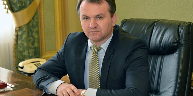 Голова Львівської ОДА звільнився з посади (відео)